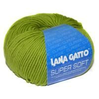 Lana Gatto Super Soft (13277) 100% меринос экстрафайн 50 г/125 м фото
